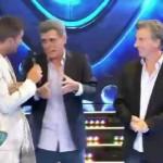 """Tres máximos candidatos presidenciales disputan votos en programa inaugural de Tinelli """"Show Match 2015"""""""