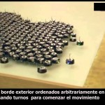 Harvard logra por primera vez que mil robots actúen juntos y coordinados sin intervención humana