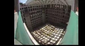 Argentina inauguró el centro cultural más grande América Latina en la otrora sede del Correo Central en Buenos Aires