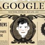 Doodle de Google para la periodista pionera Nellie Bly se convierte en el más popular en lo que va del año