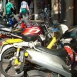 Policía intervino casi 21.000 motos en todo el país de las cuales incautó más de 3.100