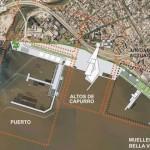 Avanzan expropiaciones de terrenos para construcción de Terminal Pesquera Puerto Capurro