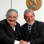 Lula invitó a Mujica a Brasil para hablar sobre sus dichos en libro de periodistas uruguayos
