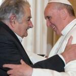 José Mujica se reúne hoy jueves con el Papa Francisco