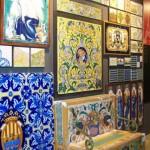 Convocan a niños al concurso de dibujos sobre azulejos