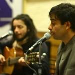 Ernesto Díaz y Fabián Severo: canciones y poemas de frontera