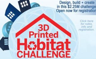La NASA premiará con US$2.25 millones el diseño de un hábitat que pueda ser impreso en 3D en el planeta Marte