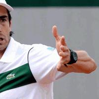 Cuevas ganó en su debut en Roland Garros
