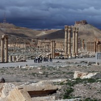 Estado Islámico ocupa Palmira y amenaza destruir tesoros arqueológicos Patrimonio de la Humanidad