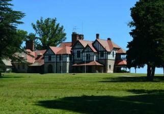 Las visitas al parque de Anchorena en Colonia serán gratuitas y guiadas por acuerdo entre Presidencia y CUTCSA