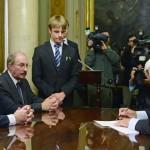 """Justicia y Ministerio del Interior firman acuerdo para definir sistema de intercepción de llamadas """"El Guardián"""""""