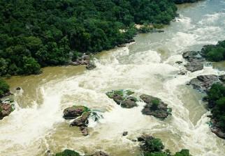 Cuatro tribus amazónicas se unen para luchar contra la construcción de represas hidroeléctricas que arrasan sus habitats