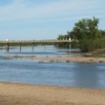 El gobierno concretará monitoreo directo de aplicaciones de agroquímicos en cuenca del río Santa Lucía