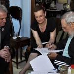"""Presidente de Serbia concluye visita oficial a Cuba: """"Cumplí con mi sueño de ver al Comandante Fidel"""""""