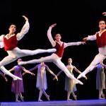 Alumnos de la División Ballet del SODRE competirán en Milán