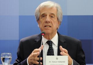 OPS premiará a Tabaré Vázquez por contribuir a reducir muertes y enfermedades causadas por tabaquismo
