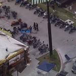 En Texas: tiroteo entre bandas de motociclistas rivales deja 9 muertos, 18 heridos y 100 detenidos