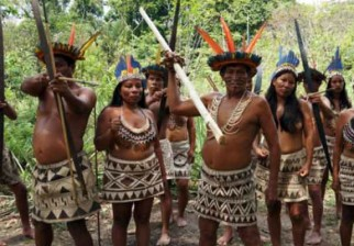 """Gobierno de Perú defenderá """"aislamiento voluntario"""" de sus indígenas amazónicos para evitar eventual exterminio"""
