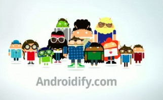 Google lanza en la plataforma Androidify, posibilidad de crear un Droid para participar del Día del Orgullo Gay