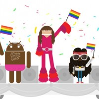 Google invita con variadas animaciones Androidify 4.0 para el próximo desfile mundial del orgullo gay en línea