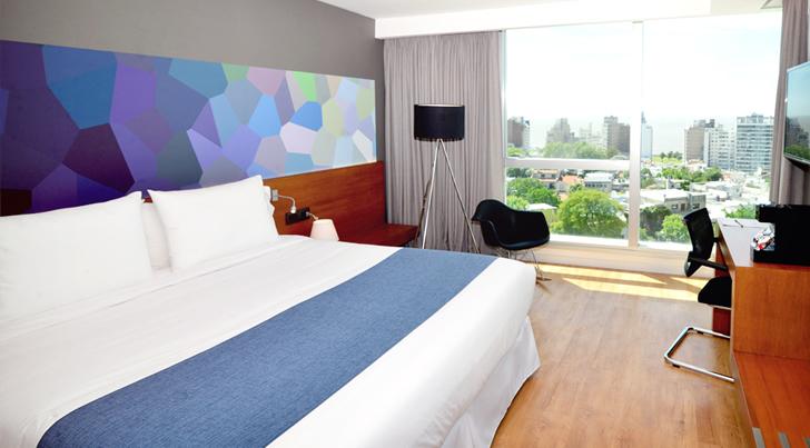 Bit design hotel da la bienvenida a los ejecutivos en el for Design hotel 21