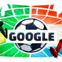 Google presenta su último doodle para los cuartos de final de la Copa América en homenaje a Brasil vs. Paraguay