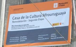 Inauguran Biblioteca y salas multimedia en Casa de la Cultura Afrouruguaya