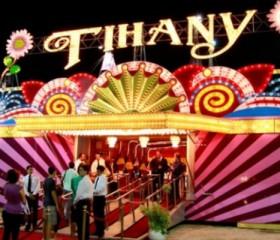 El Circo Tihany en el Velódromo Municipal después de 30 años