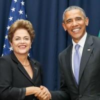 """Dilma Rousseff visita Washington buscando inversiones ante amenaza que Brasil """"se convierta en otra Grecia"""""""