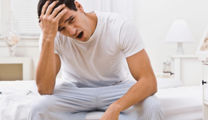 Dormir mal podría ser un factor de riesgo de enfermedades cardiovasculares. Foto: EFE