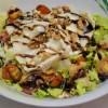 Animate a probar esta original ensalada con queso de cabra, nueces y frutos secos