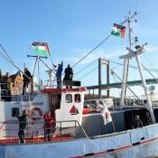 Israel detiene la Flotilla de la Libertad que intentaba romper el bloqueo para llevar ayuda a la Franja de Gaza