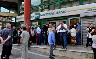 Grecia no paga si debe condenar a sus ciudadanos y el mundo sufre una fuerte caída bursátil previo al plebiscito