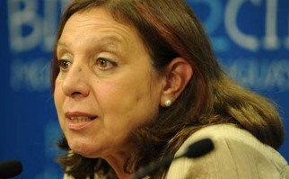 Intendenta Ana Olivera resaltó que deja el cargo con la satisfacción de haber cumplido los compromisos del programa de gobierno