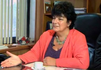 Senadora del FA, Ivonne Passada, es partidaria de que padres agresores cumplan medidas comunitarias en la propia escuela
