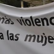 Se realiza hoy nueva marcha contra la violencia de género
