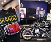 """A remate desde la """"única moto disponible"""" de Marlon Brando hasta los guantes de box de Rocky Balboa"""