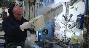 Estación Espacial Internacional envía primeras imágenes Ultra High Definition con su nueva cámara 4K capaz de la más alta definición conocida