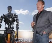 """Schwarzenegger presenta en Europa su nuevo """"Terminator: Génesis"""": en Uruguay se estrena el 2 de julio"""
