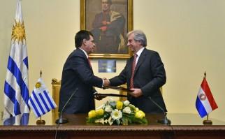 Tabaré Vázquez y Cartes reafirman su compromiso por la asociación del MERCOSUR con la Unión Europea