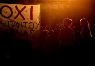 La canallada final contra el pueblo griego