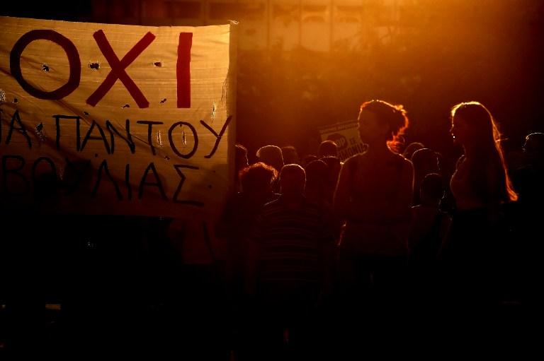 Foto: Aris Messinnis - AFP.