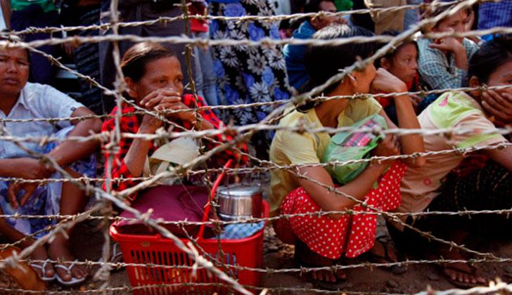 Gobierno de Birmania amnistía a casi 7 mil presos