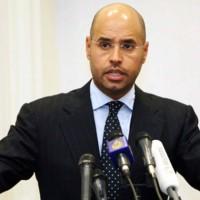 Condena a muerte al segundo hijo de Muamar el Gadafi