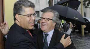 """Ministro de Venezuela acusa a secretario general de OEA, Luis Almagro, de """"traidor y antivenezolano"""""""