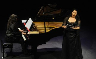 """Festival Internacional """"La Escena Vocal"""" en sala Verdi del 31 de julio al 7 de agosto"""