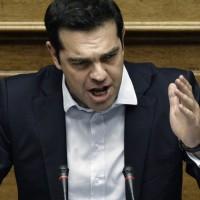 """Primer ministro pide votar """"No"""" a propuesta de Eurozona y FMI rechaza salvar a los griegos y espera el plebiscito"""