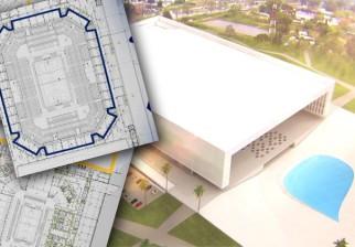 Tabaré Vázquez asegura que continuarán las obras del ANTEL-Arena
