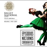 """""""Episodios Nocturnos Coreográficos"""" : homenaje al primero que presentó la compañía hace 80 años"""