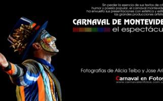 """La muestra """"Carnaval de Montevideo: el espectáculo"""" se encuentra en Cádiz"""